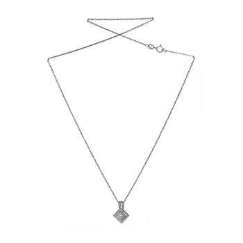 Kite Set Princess Pendant Necklace