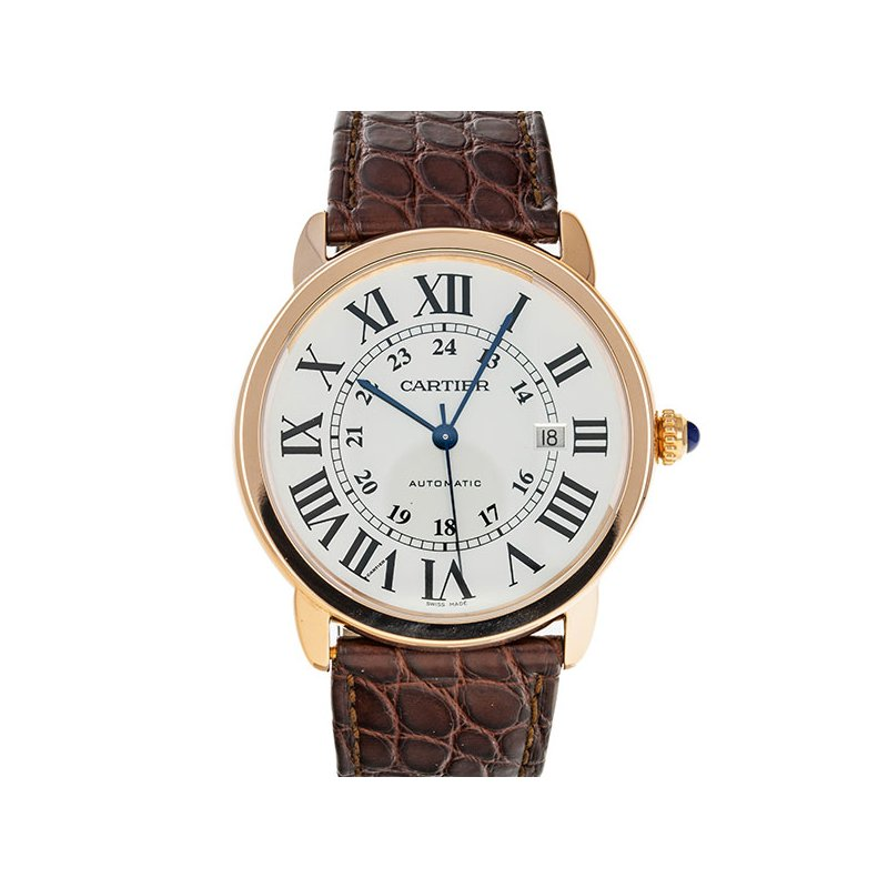 Pre-Owned Cartier Ronde Solo (Ref. 3516)