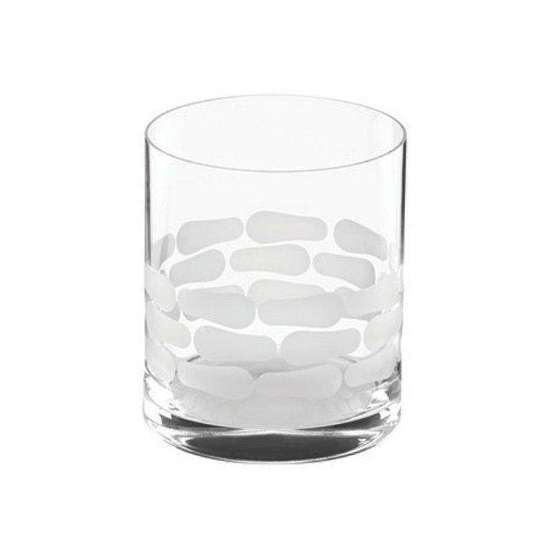 Michael Wainwright Truro Frosted Double Old Fashioned