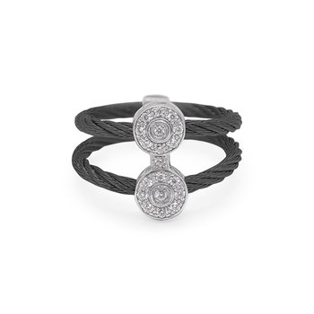 Luster Vertical Ring