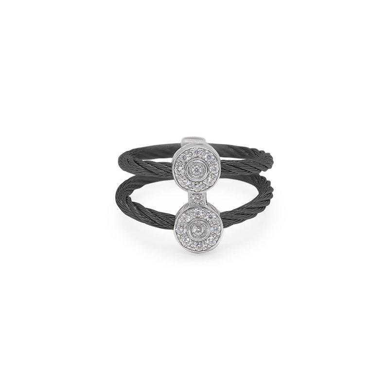 ALOR Luster Vertical Ring