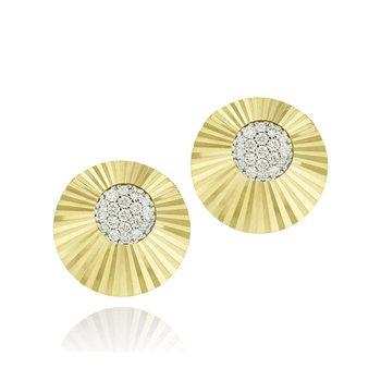Mini Aura Stud Earrings