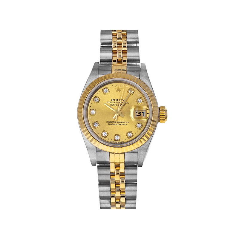 Pre-Owned Rolex Datejust (Ref. 79173)