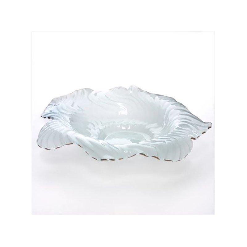Annieglass Poppy Bowl- Large
