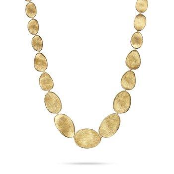 Lunaria Medium Graduated Collar Necklace