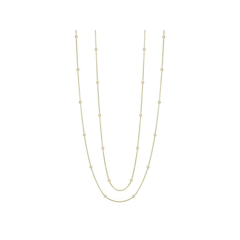 """Penny Preville 36"""" Eyeglass Chain"""