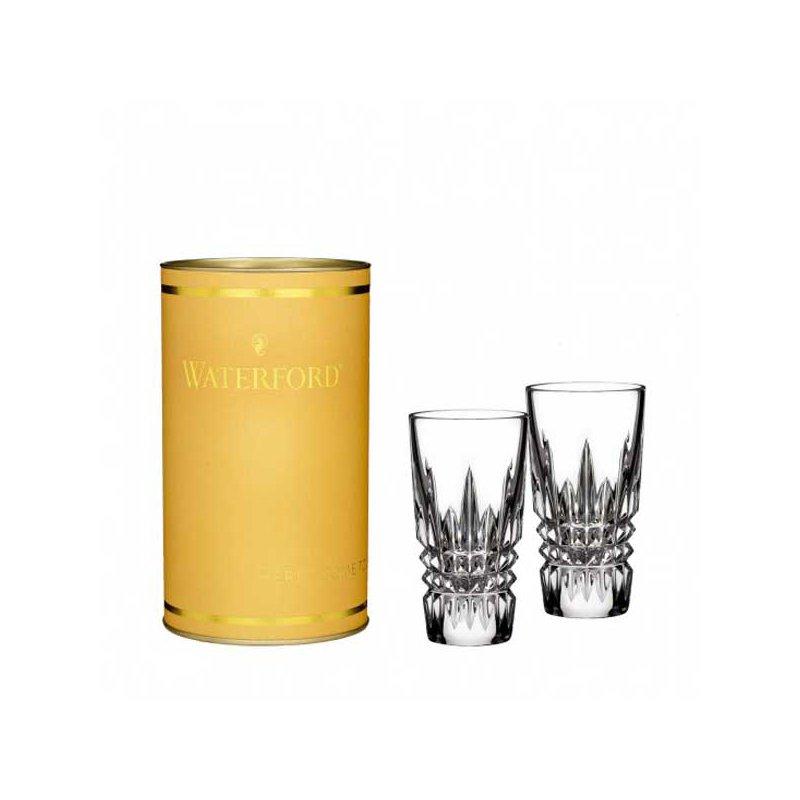 Waterford Giftology Lismore Diamond Shot Glass Pair