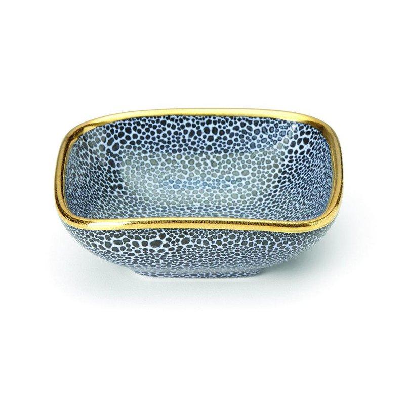 Michael Wainwright Panthera Indigo Small Bowl
