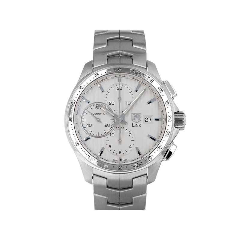 Pre-Owned TAG Heuer Link (Ref. CAT2011)