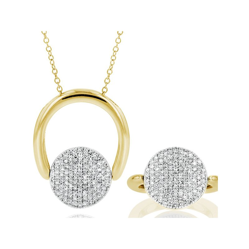 Phillips House Infinity Revolution Ring/Necklace
