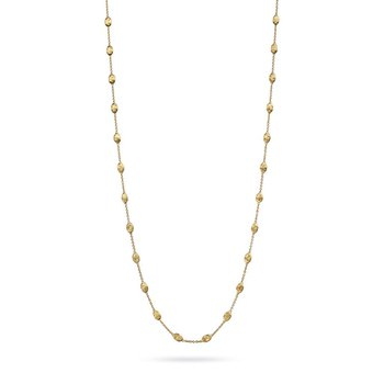 Siviglia Small Bead Long Necklace