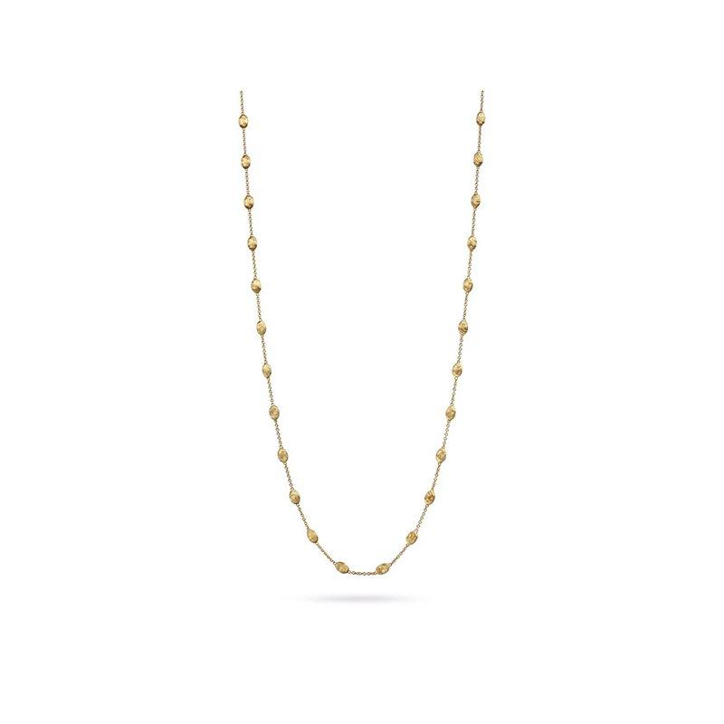 Marco Bicego Siviglia Small Bead Long Necklace