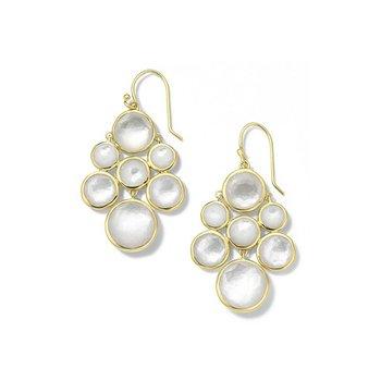 Lollipop Mother-of-Pearl Cascade Earrings