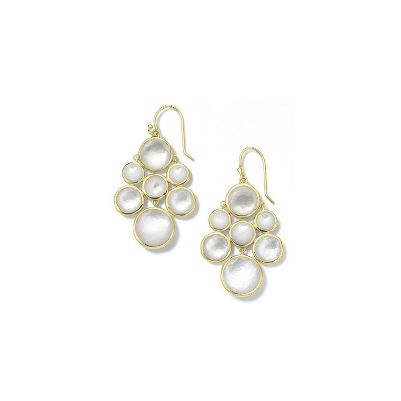 Ippolita Lollipop Mother-of-Pearl Cascade Earrings