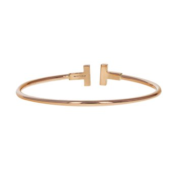 """""""T"""" Wire Bracelet"""