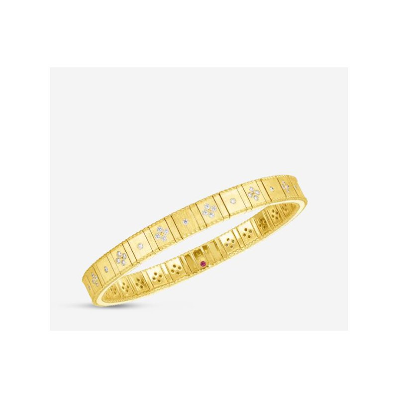 Roberto Coin Princess Bracelet with Diamonds