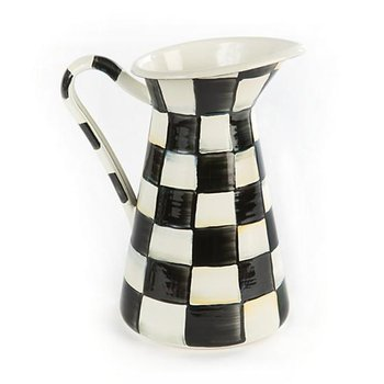 Courtly Check Practical Pitcher-Small