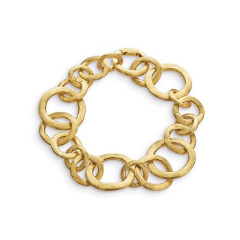 Jaipur Collection 18K Yellow Gold Small Gauge Bracelet