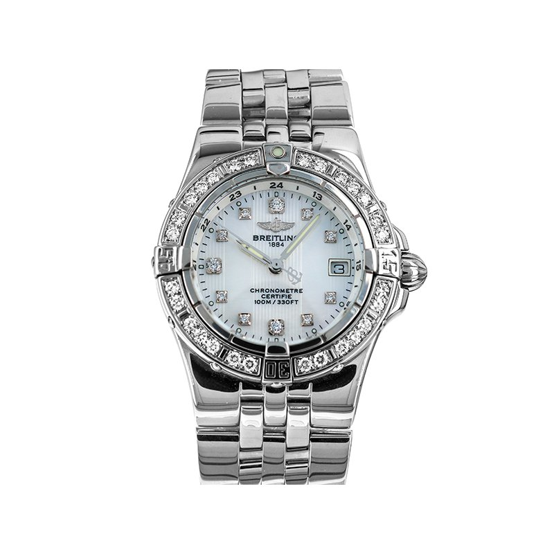 Pre-Owned Breitling Starliner (Ref. A71340)
