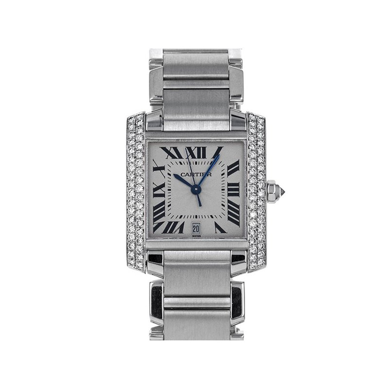 Pre-Owned Cartier Tank Francaise (Ref. 2366)