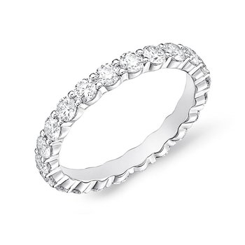 Petite Prong Eternity Band