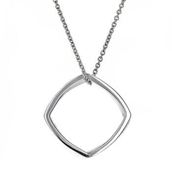Frank Gehry Torque Pendant Necklace