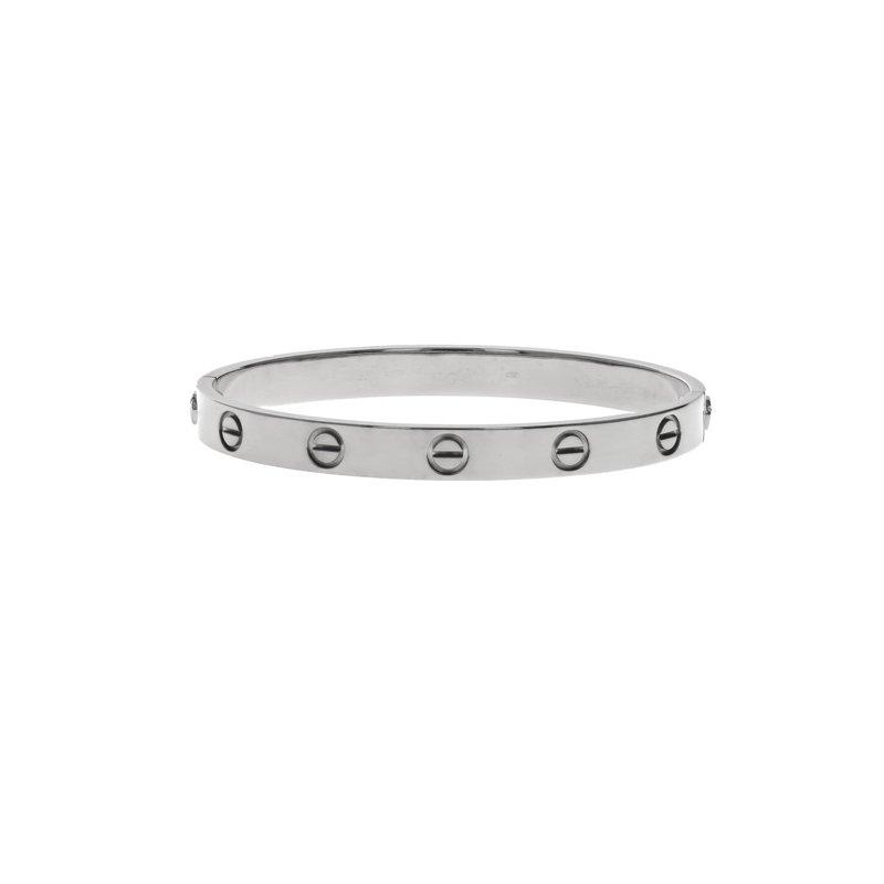 Estate Cartier Love Bracelet