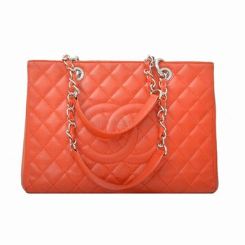 Red GST Caviar Bag