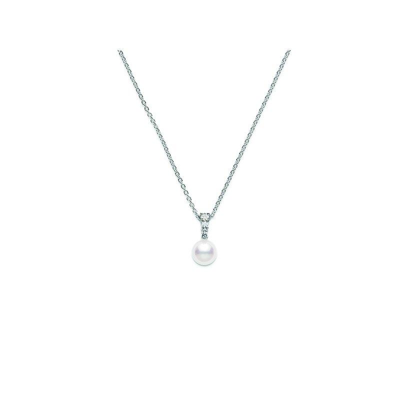 Mikimoto Akoya Pearl Pendant