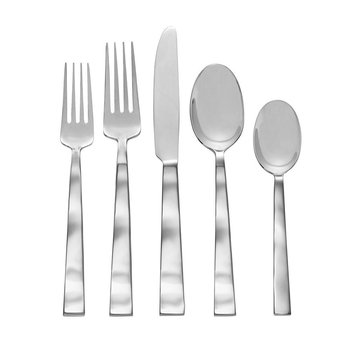 Ripple Effect 5 Piece Place Setting