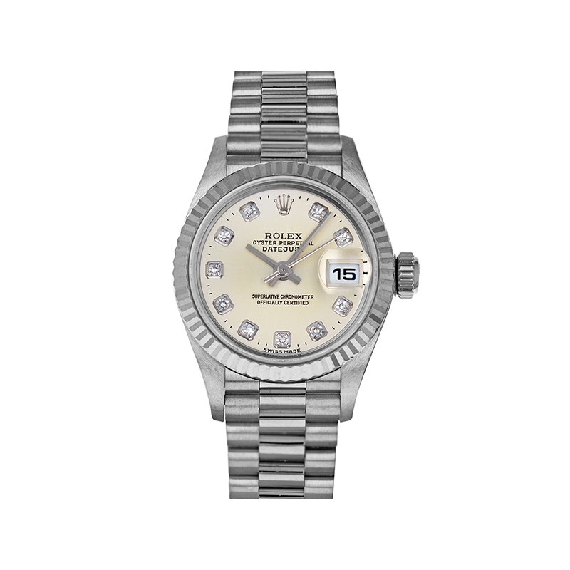 Pre-Owned Rolex Datejust (Ref. 79179)
