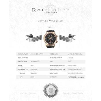 Master Grand Reveil (Ref. Q163247A)