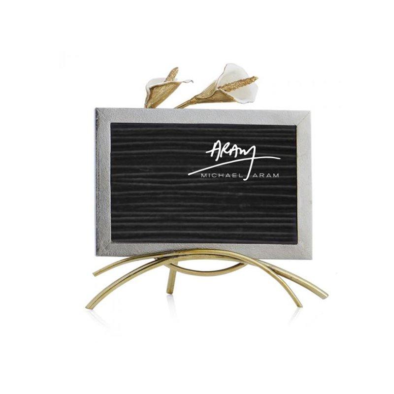 Michael Aram Calla Lily 4x6 Easel Frame