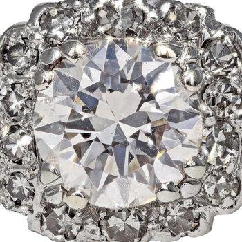1940's Diamond Ring