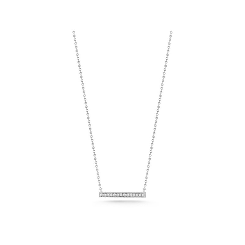 Dana Rebecca Designs Sylvie Rose Medium Bar Necklace