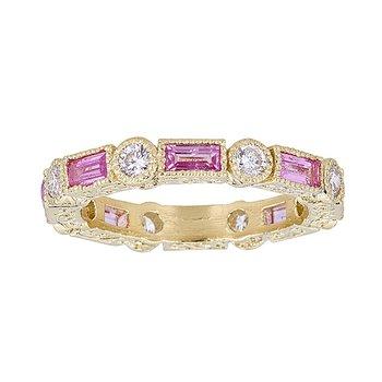 Modern Etruscan Ring