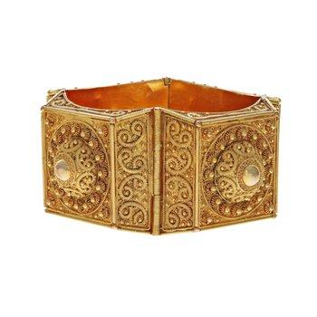 Middle Eastern Inspired Bracelet