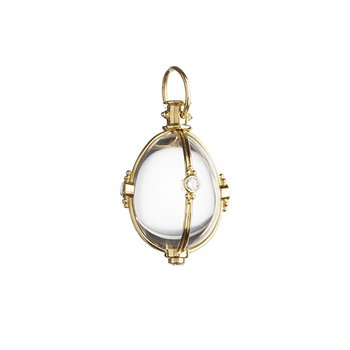 Diamond Classic Amulet