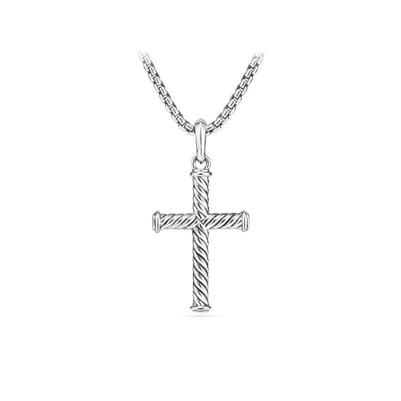 David Yurman Cable Cross