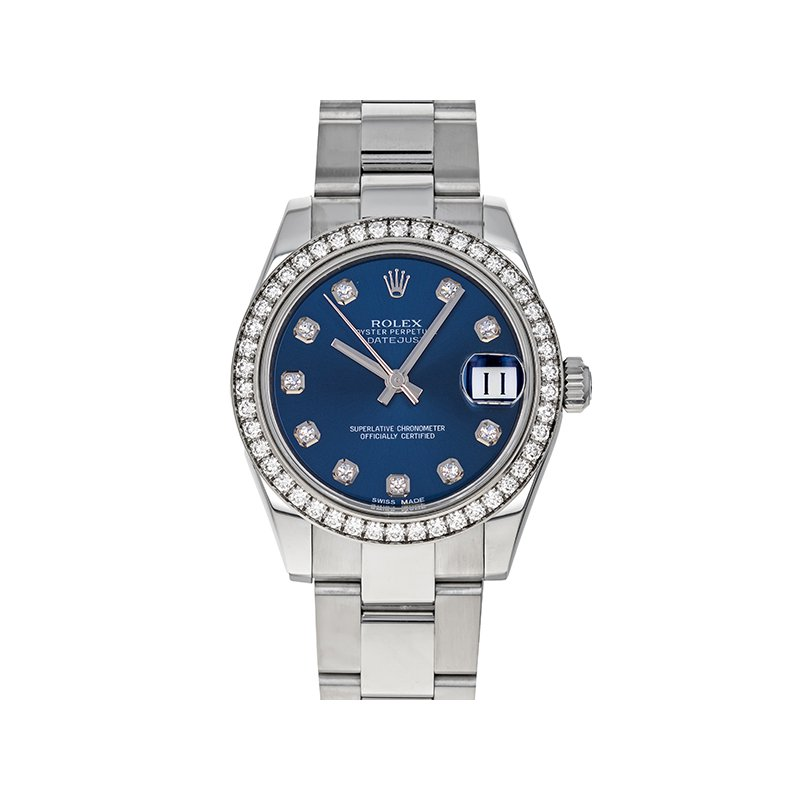Pre-Owned Rolex Datejust (Ref. 178384)