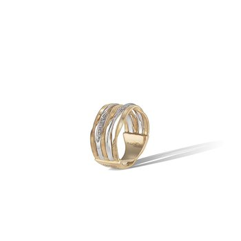 Marrakech Onde Collection Small Multi-Strand Ring