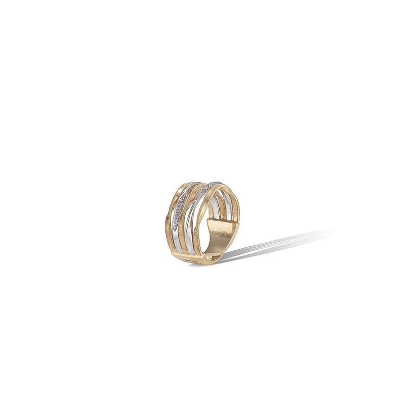 Marco Bicego Marrakech Onde Collection Small Multi-Strand Ring