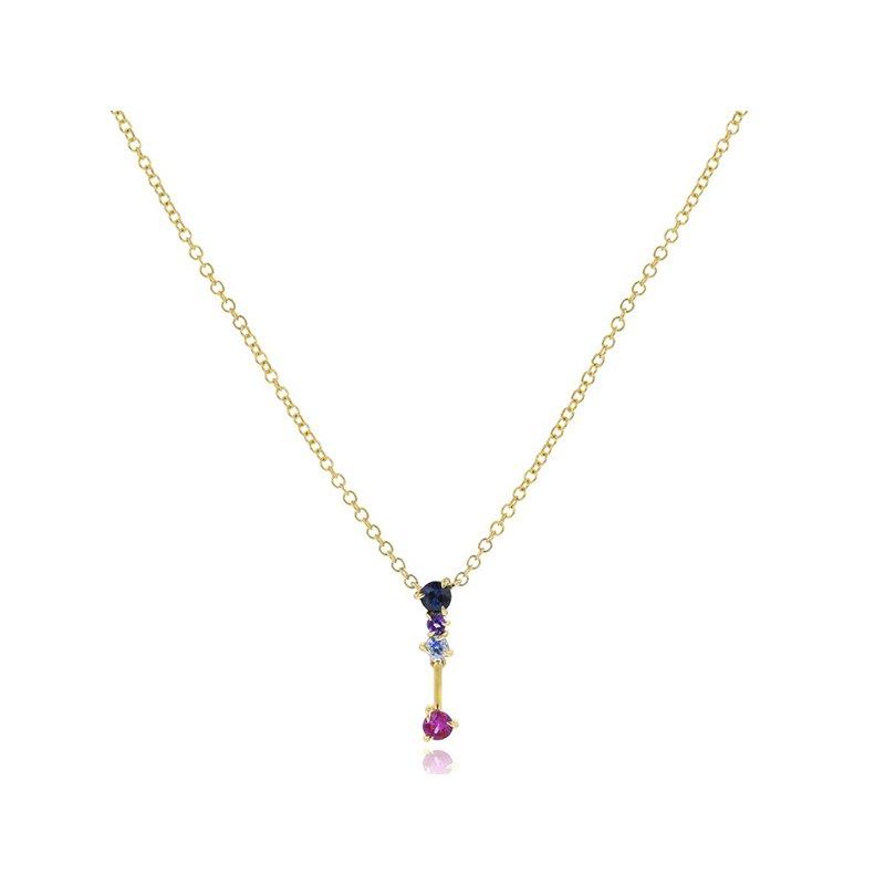 Phillips House Dusk Enchanted Petite Drop Necklace
