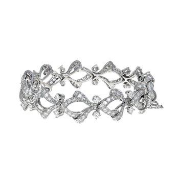 1960's Diamond Bracelet