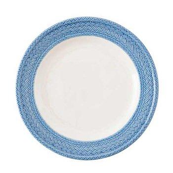 Le Panier White/Delft Dinner Plate