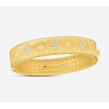 Venetian Princess Bangle Bracelet
