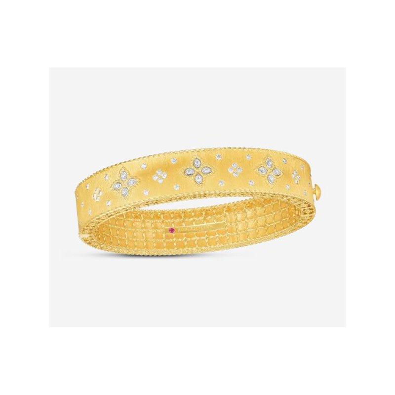 Roberto Coin Venetian Princess Bangle Bracelet