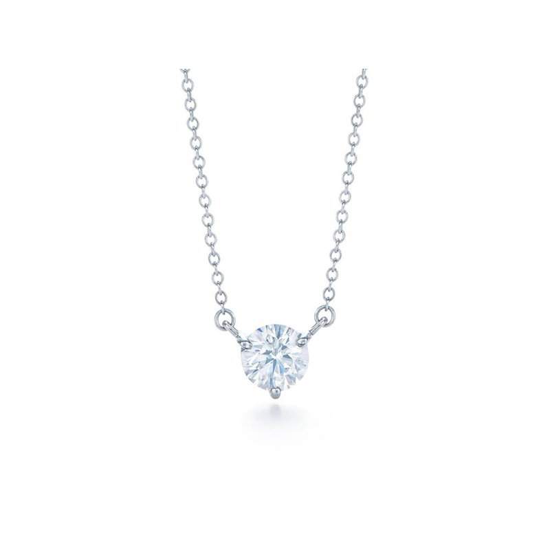 Kwiat Kwiat Classic 3-Prong Diamond Solitaire Pendant