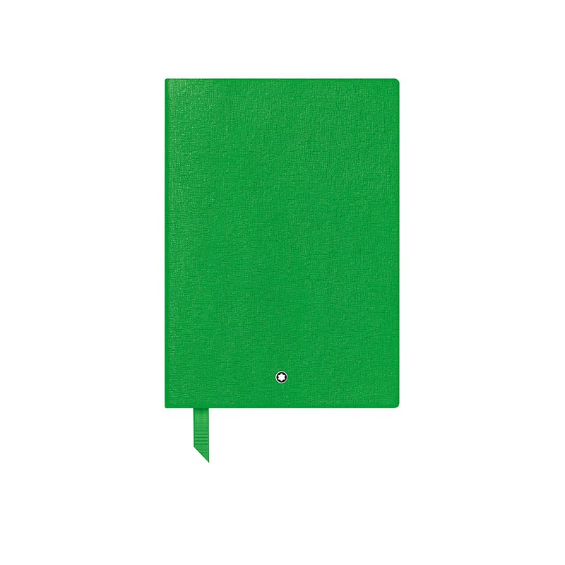 Montblanc Green Lined Notebook