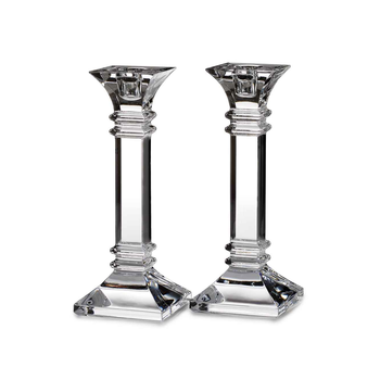 "Marquis Treviso 8"" Candlestick, Pair"
